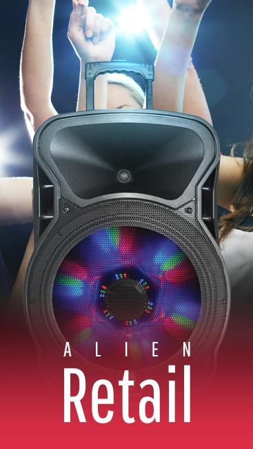 Banner Alien Retail 2