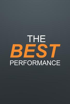 Banner BEST Performance