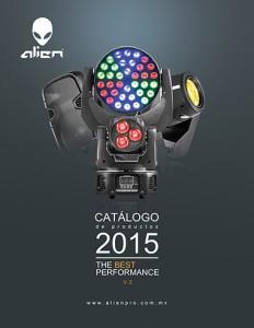 portada catálogo 2015